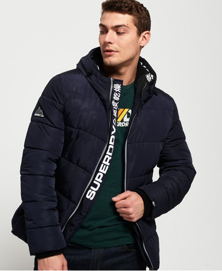 online store d8de3 0b8cd Jacken und Mäntel für Herren | Herren Jacken | Superdry CH