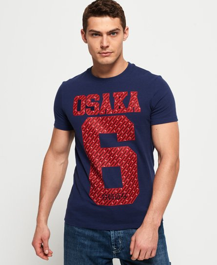 Superdry Osaka Mid T-Shirt  thumbnail 1