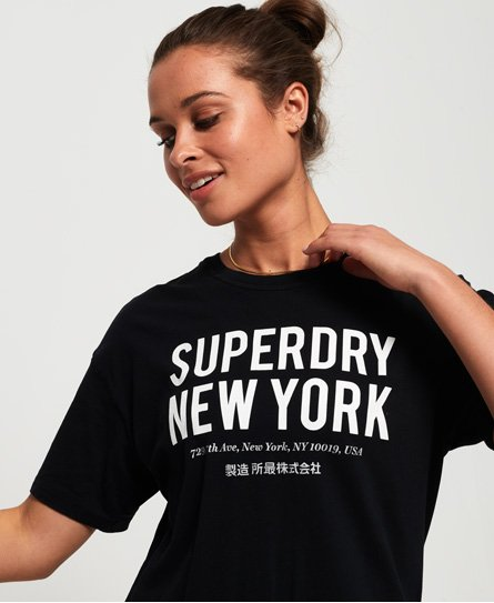 887c9b3d T-Shirts For Women | Boyfriend, Printed & Striped | Superdry