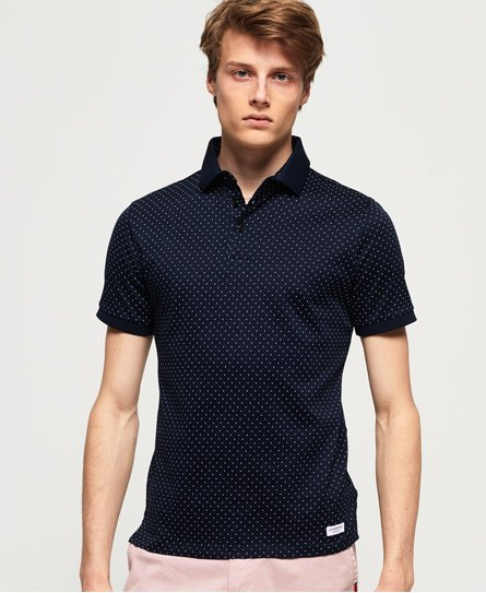 Superdry Edit Micro City Polo Shirt