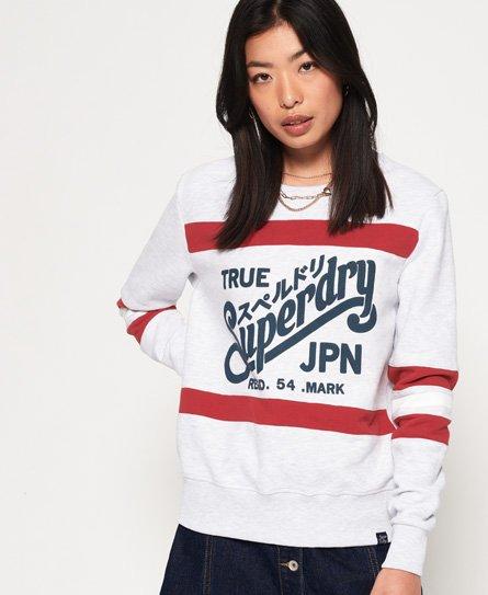 Superdry True Superdry Crew Sweatshirt