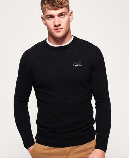 5c8cef314f Men's Sweaters, shop the full collection | Superdry US