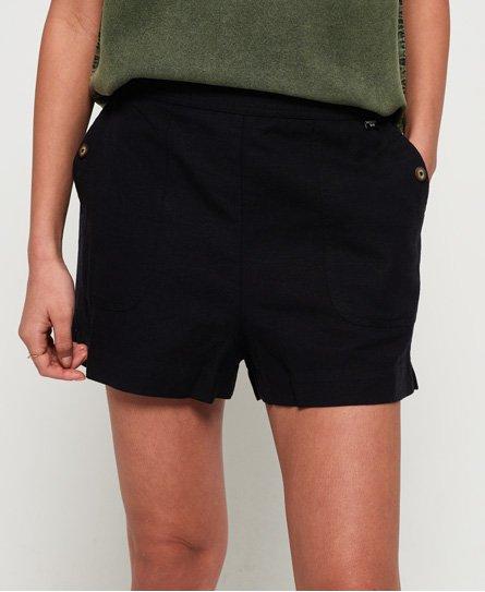 Superdry Pantalones cortos estilo culotte Mila