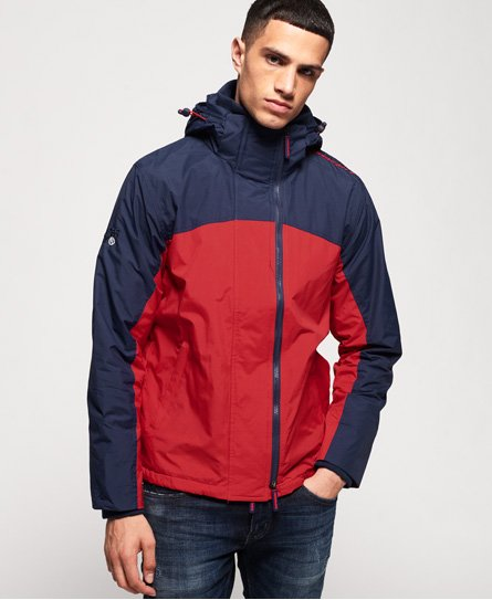 Superdry Arctic Exon Hooded SD-Windcheater Jacket