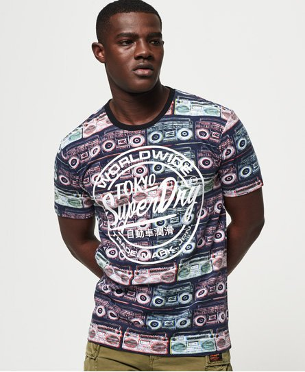 701042b348 Superdry FR: Tee shirt Homme | T-shirts Homme