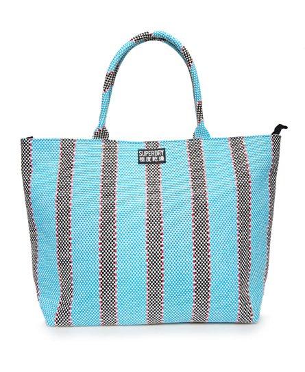 Superdry Amaya Weave Tote Bag