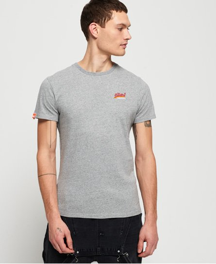 Superdry T-shirt brodé Vintage Orange Label thumbnail 1