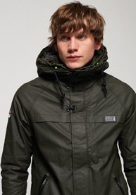 superdry jacke double atlantik