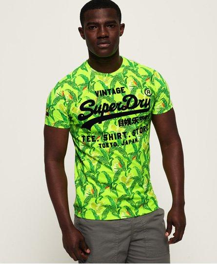 65d54fe062ef84 Herren-T-Shirts | Einfarbig, gestreift und Langarm | Superdry