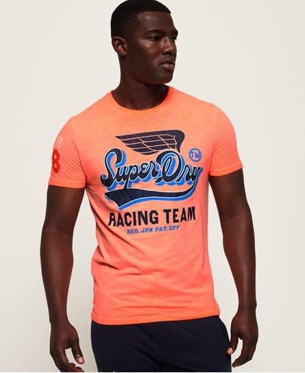 Superdry T-shirt flammé High Flyers