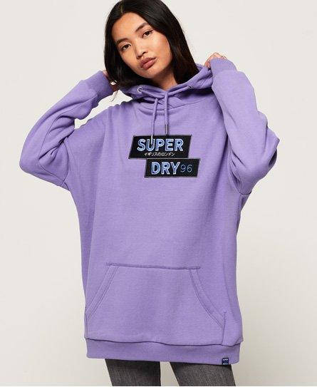 Superdry Nineties Applique Hoodie