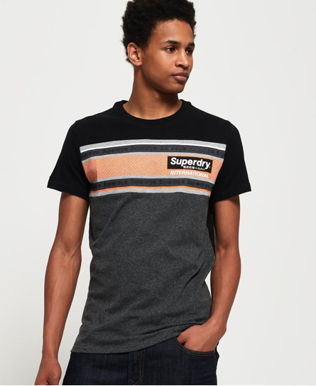 Superdry Retro Stripe T-Shirt