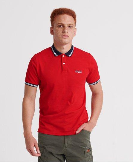 Superdry Classic Lite Micro Sports Polo Shirt