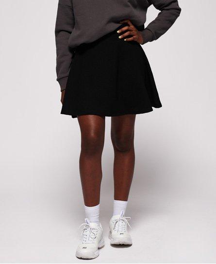 Textured Skater Skirt159224