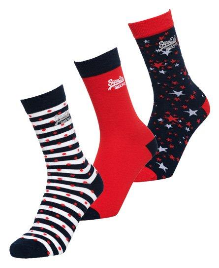 Paire de chaussettes High Ergonomic - Superdry - Modalova