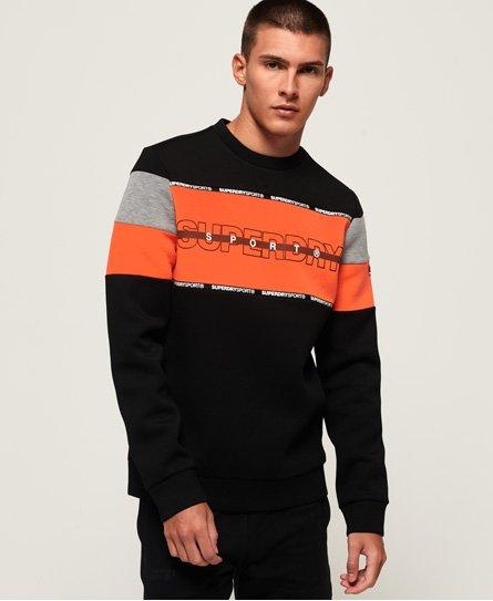 Superdry Gym Tech Sweatshirt mit Rundhalsausschnitt