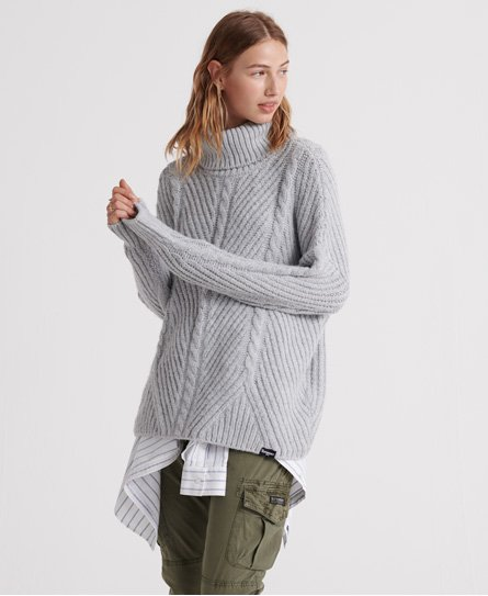 Womens Knitwear | Knitted Jumpers & Cardigans | Superdry
