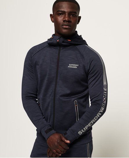 Superdry Active Lite Training Zip Hoodie