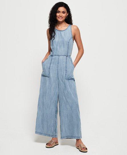 Superdry Combinaison jupe-culotte Ingrid