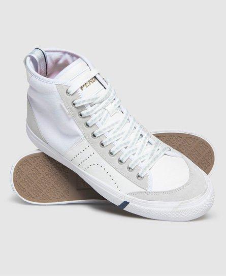 NEU Superdry Trophy Classic Sneaker 43 grau Herren Schuhe