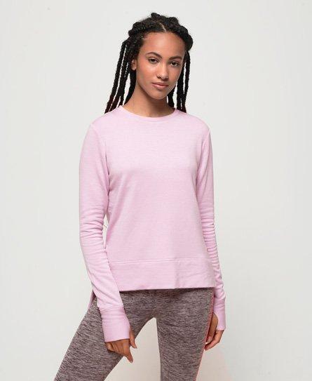 T-shirt Core fendu dans le dos - Superdry - Modalova