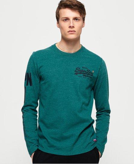Superdry Vintage Logo 1st Long Sleeve T-Shirt