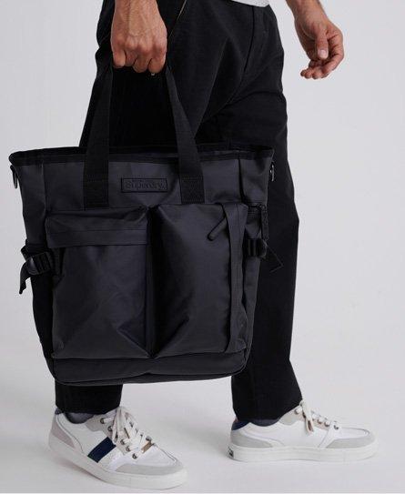 superdry sac fourre tout commuter tarp sacs pour homme. Black Bedroom Furniture Sets. Home Design Ideas