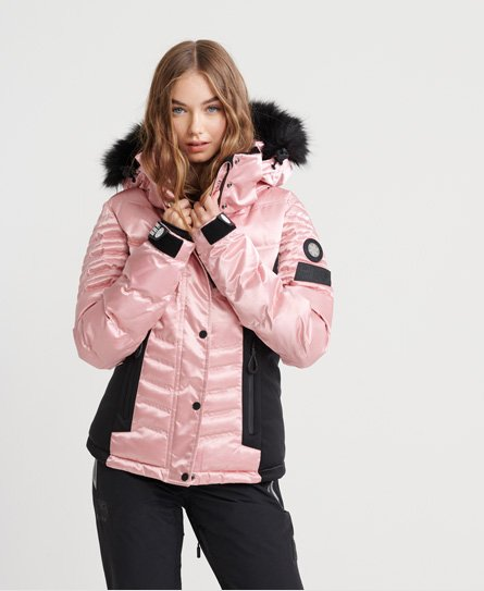 Luxe Snow Puffer Jacket151936