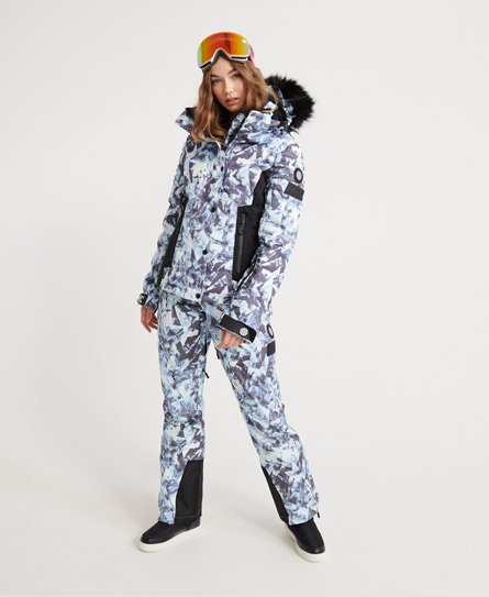 Luxe Snow Puffer Jacket151938