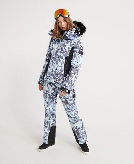 Superdry Cazadora de nieve acolchada Luxe