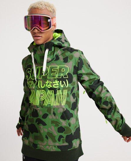 site réputé 41f90 31e04 Vêtements & Accessoires de ski pour homme   Superdry FR