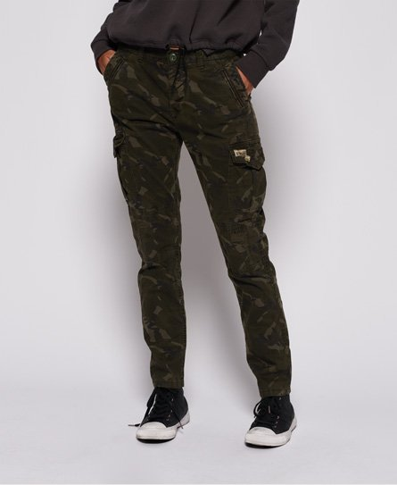 Superdry Pantalones militares Girlfriend