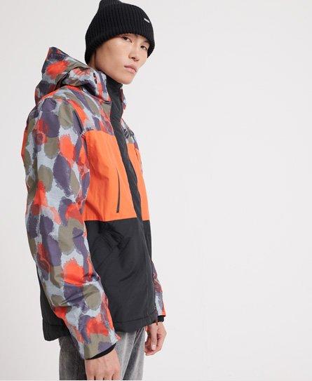 Veste à capuche Polar Printed SD-Wind Attacker - Superdry - Modalova