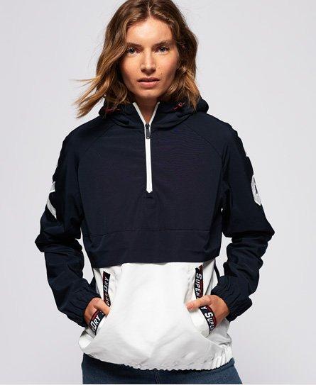 Superdry Jacke zum Überziehen mit Farbblock-Design