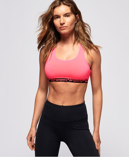 Superdry Core Layer Sports Bra
