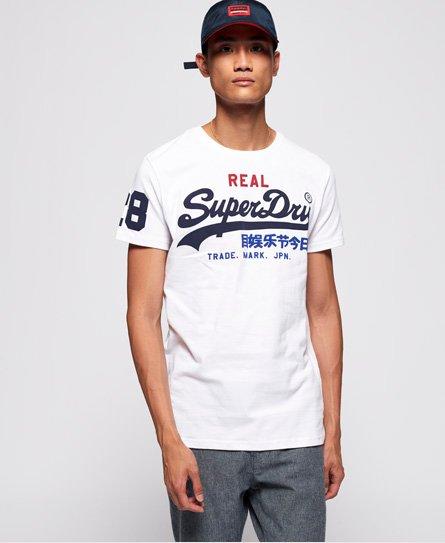 Superdry Vintage Logo Tri T-Shirt