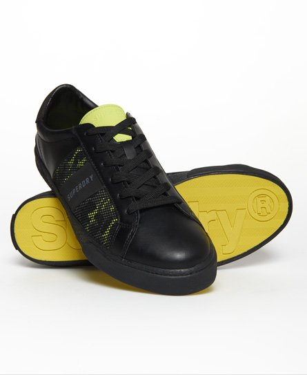 Superdry Vintage Court Trainer Sneakers Basses Homme