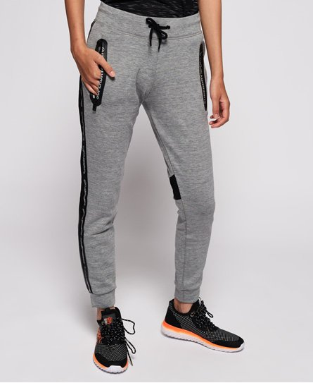 Superdry Core Gym Tech Panel-joggebukser