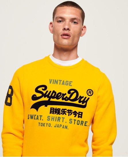 Superdry Sudadera con cuello redondo Sweat Shirt Store