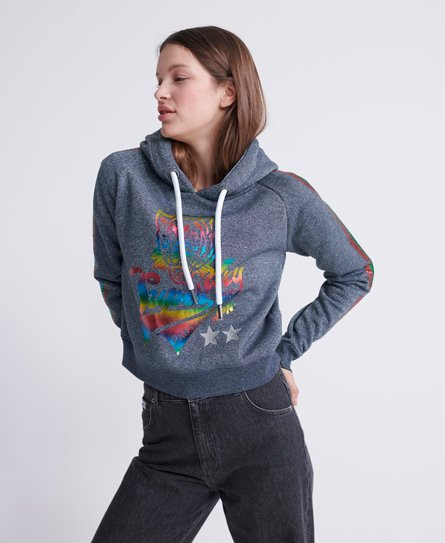 Superdry Boutique Classics Panther Hoodie