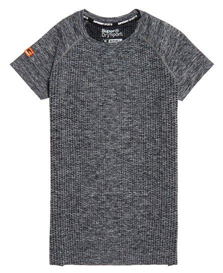 Superdry Sports Athletic Raglan T-Shirt