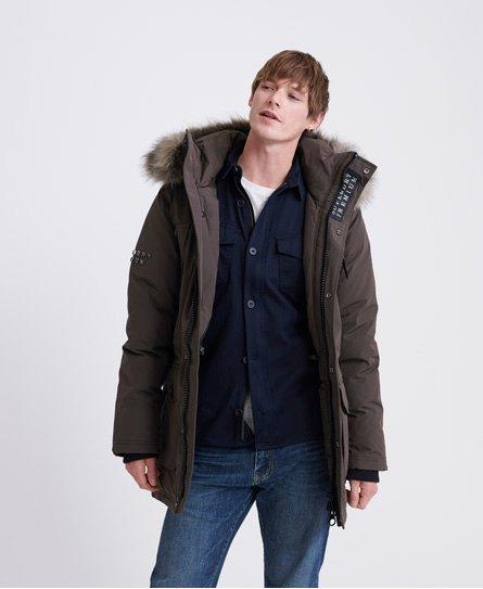 Superdry Premium Ultimate Down Parka Coat