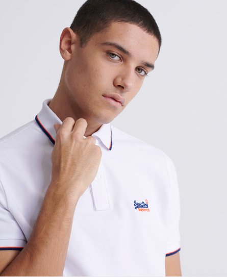 Superdry Poolside Pique Polo Shirt