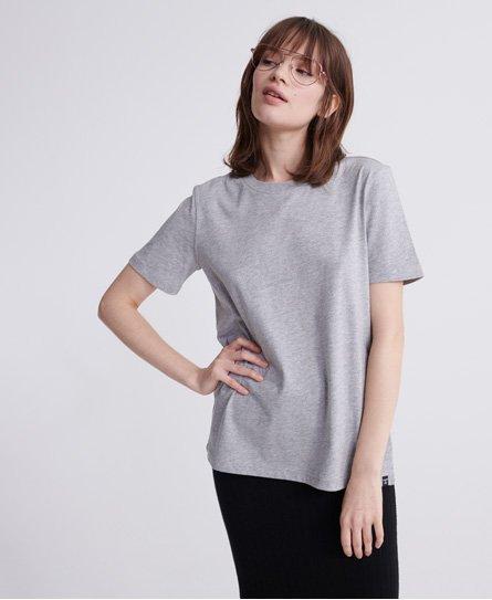 Superdry Standard Label T-Shirt aus Biobaumwolle