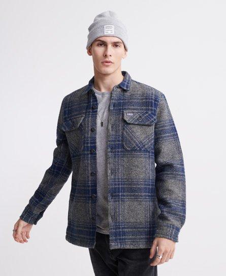 Miller Flannel Long Sleeve Shirt153215