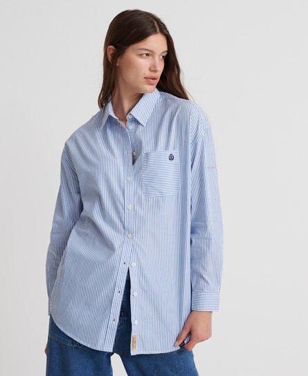Superdry T-shirt en lin Desert - Superdry - Modalova