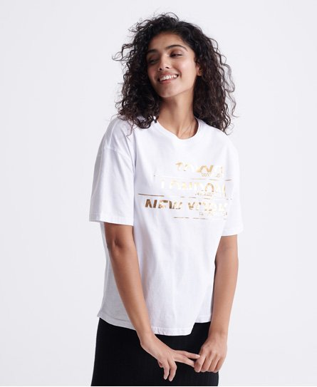 Superdry T-shirt Copper Label - Superdry - Modalova