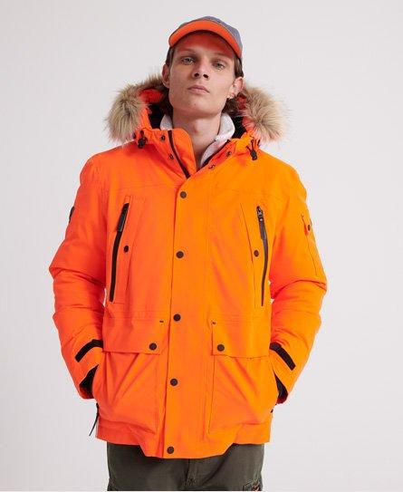 Veste à capuche zippée Arctic Print Pop SD-Windcheater - Superdry - Modalova