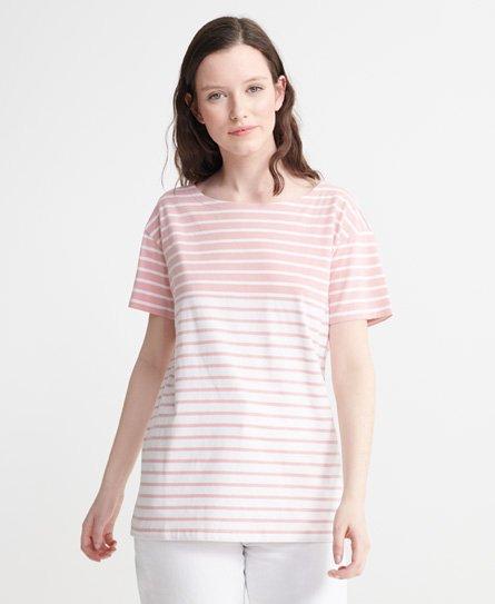 Superdry Breton Stripe T-Shirt