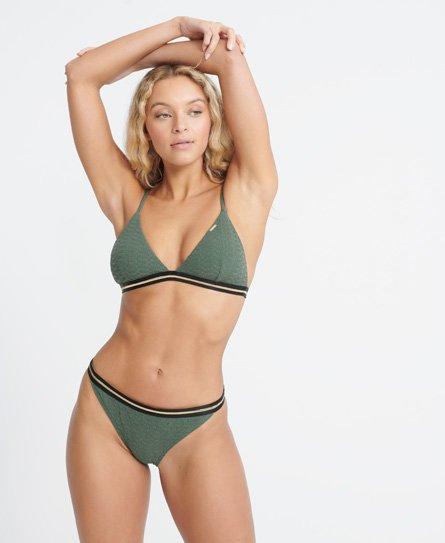 Superdry Sahara Fixed Tri Bikini Top